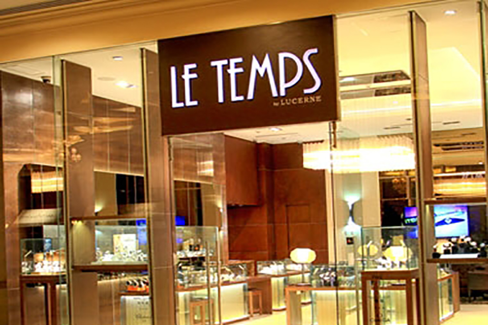 Le Temps  Resorts World Manila